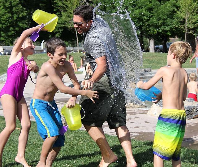 4 tipy na zábavné hry pro rodiče a děti
