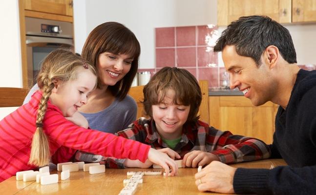 7 tipů na zábavné hry pro rodiče s dětmi