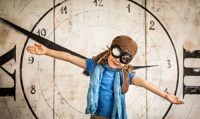 Proč je denní program a časový řád pro děti důležitý?