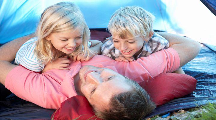 5 tipů na hry s dětmi pro unavené tatínky