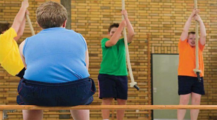 Epidemie jménem obezita je u dětí stále běžnější