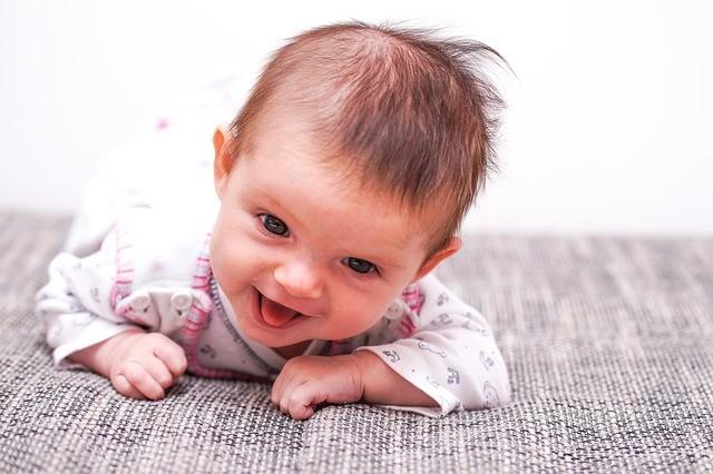 jak podpořit motorický vývoj dítěte