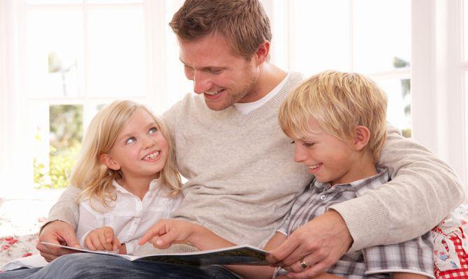 Jak moc důležití tátové pro své děti jsou?