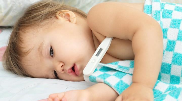 Záhadná šestá nemoc u dětí a její příznaky