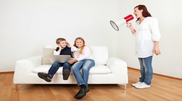 Správná výchova dětí