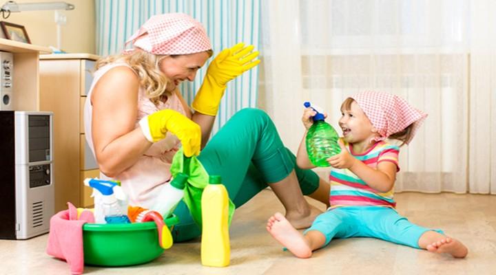 Jak zařídit, aby děti uklízeli dobrovolně?